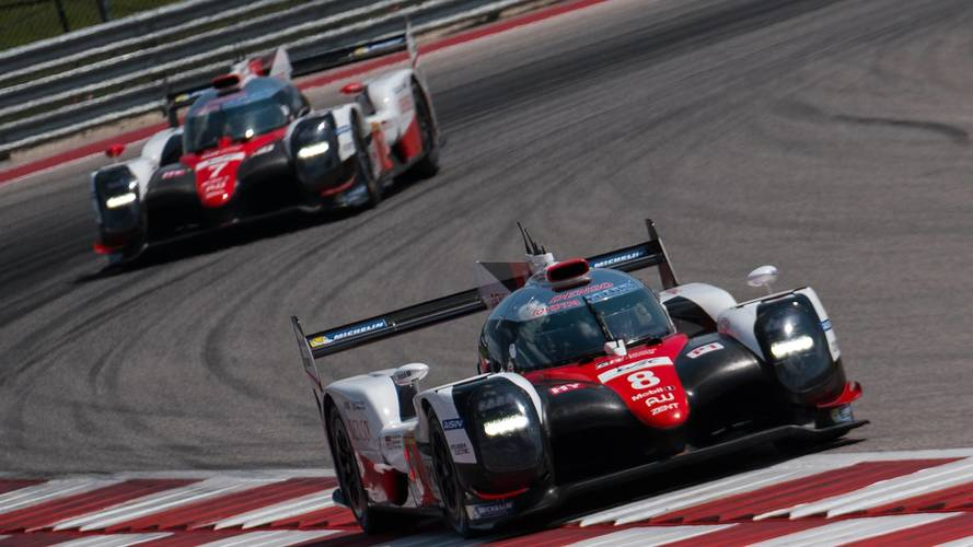 Toyota Waiting On New LMP1 Privateer Rules For WEC Decision