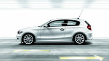 New 3 door BMW 1 series