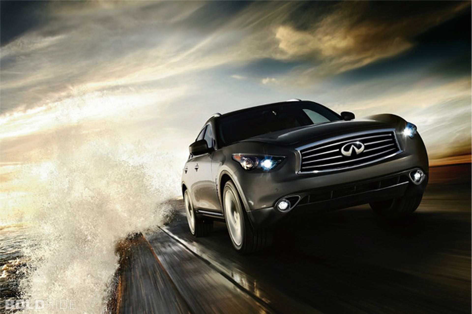Review: 2012 Infiniti FX