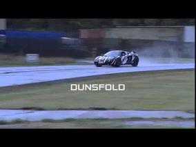2011 McLaren MP4-12C Driving