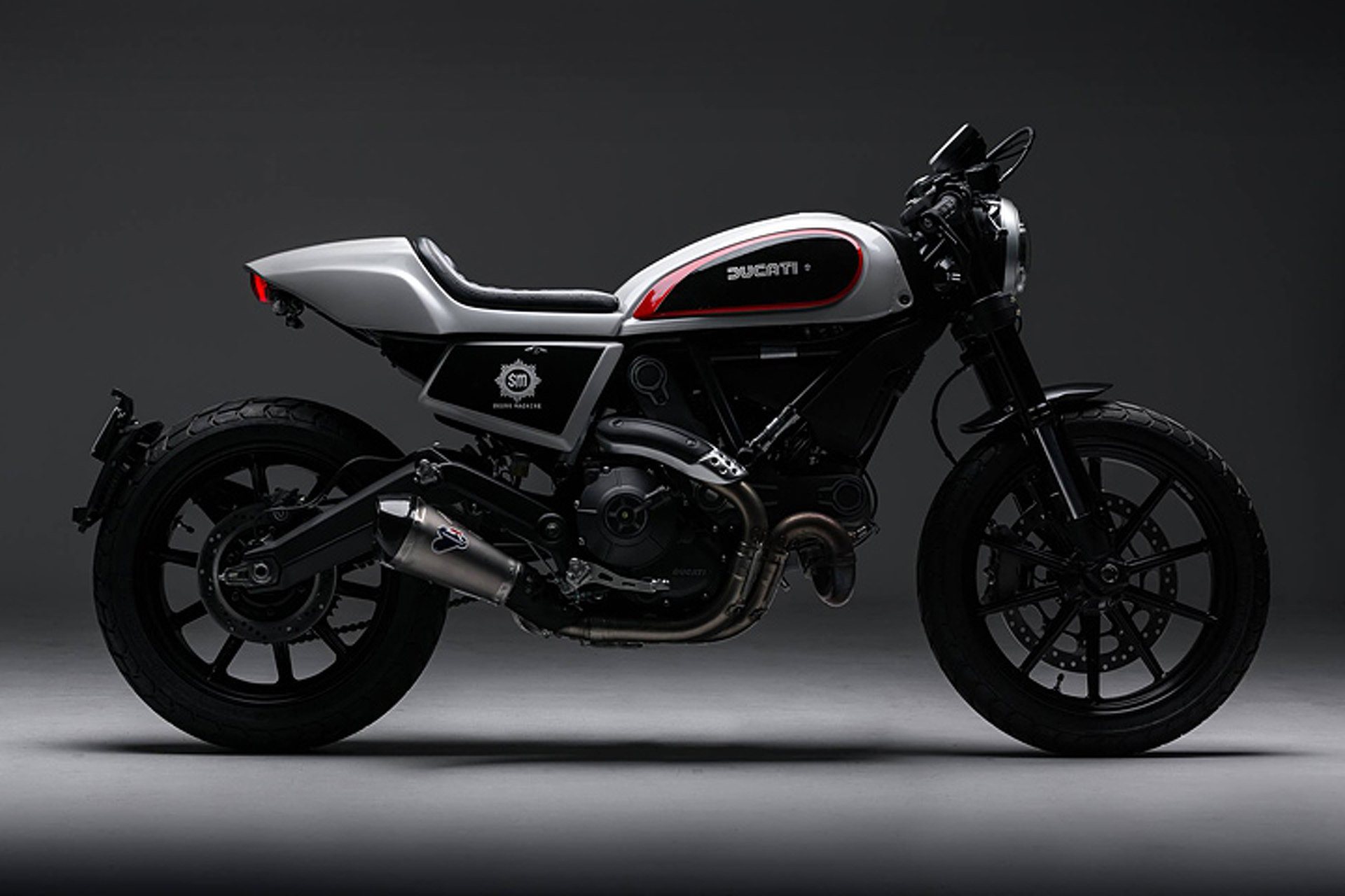 Ducati Monster Parts List