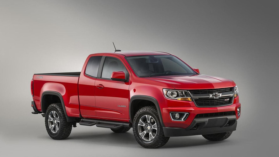 Chevrolet Colorado Z71 Trail Boss Edition revealed at Cleveland Auto Show