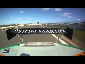 Aston Martin V12 Zagato - Nurburgring Track