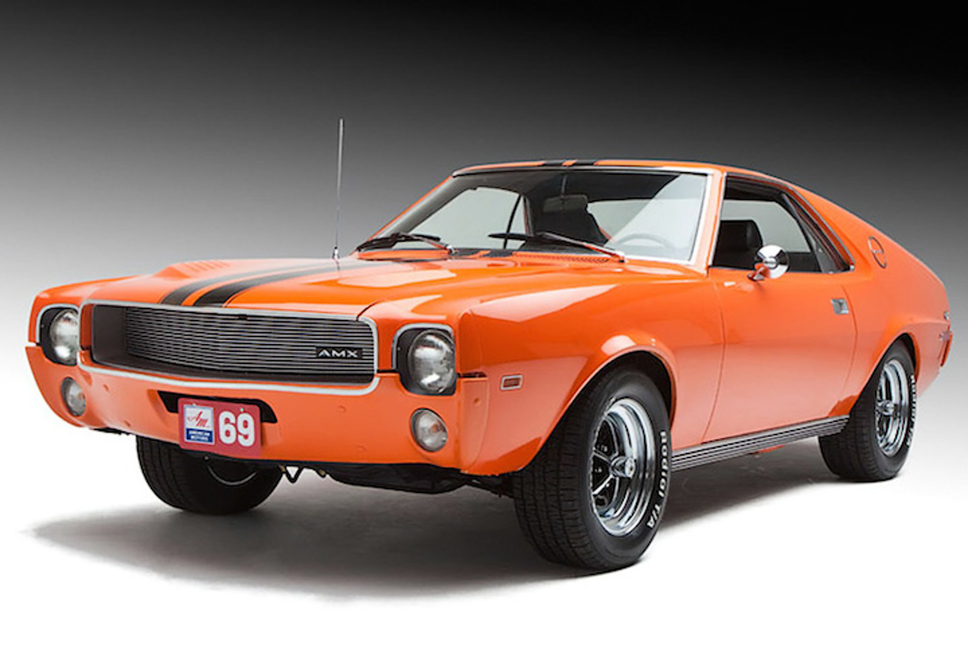 AMX Fuels America\'s Sporty Culture: Muscle Car Monday [w/Video]