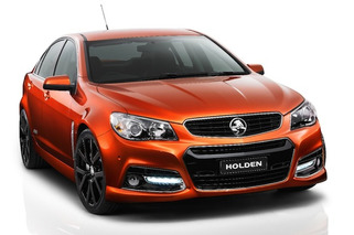 Holden Exposes Commodore SS V, Portends Chevrolet SS
