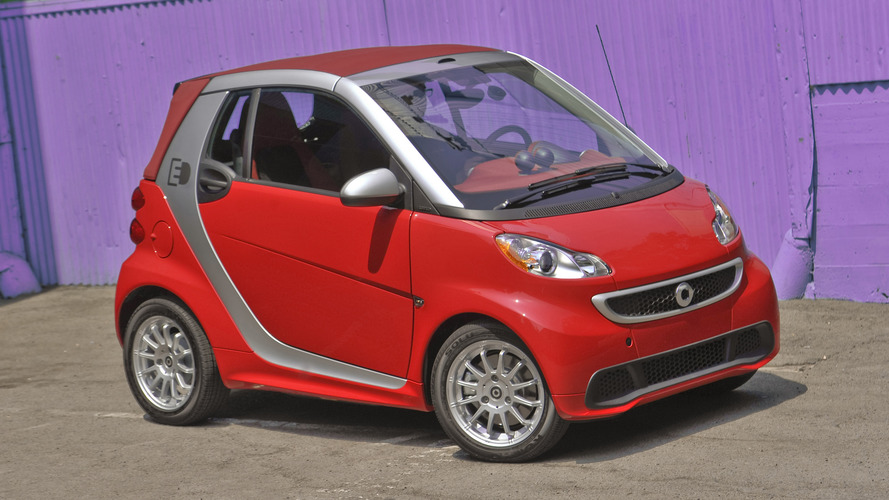 Fortwo Electric Drive Cabriolet