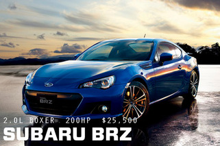 2013 Bold Ride of the Year: The Nominees