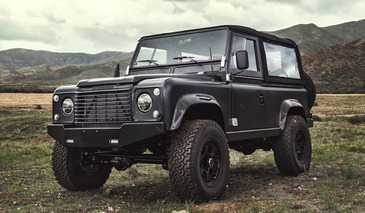 The ICON Defender Makes Bare-Bones Driving Look so Good