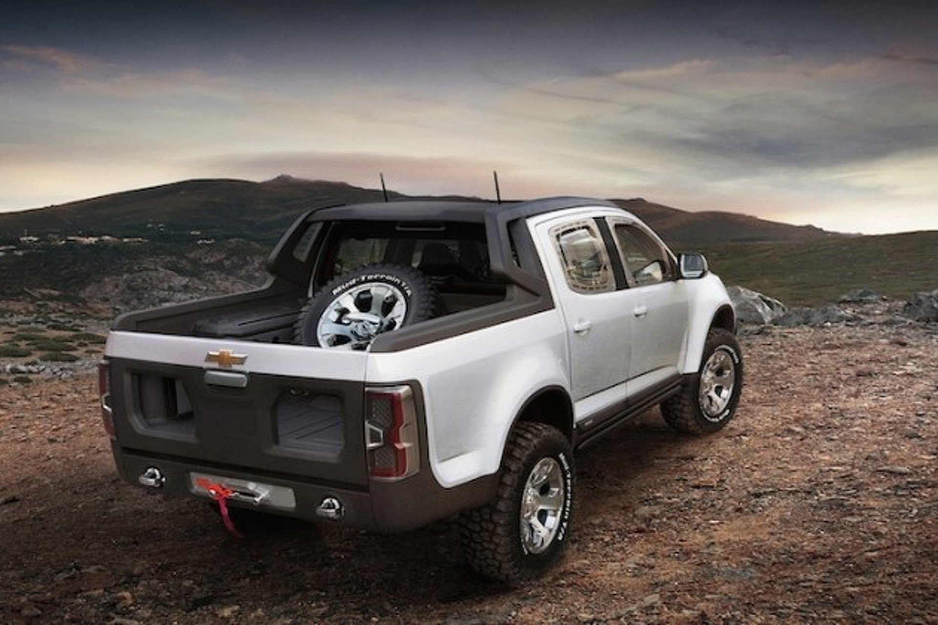 Chevy Colorado to Take on Ford Raptor with Aggressive f Road