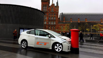 The Grand Tour Toyota Prius stunt