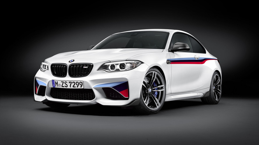 BMW M Performance - Acessórios