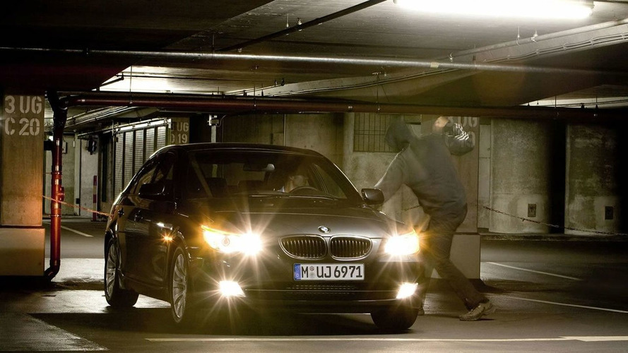 BMW Adds 5 Series to Security List