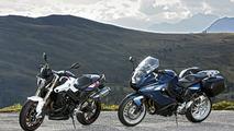BMW F 800 R ve BMW F 800 GT