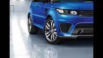 Range Rover Sport SVR começa a ser vendido no Brasil por R$ 595 mil