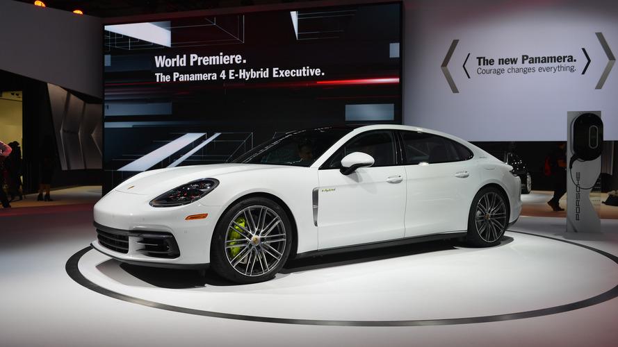 Porsche Panamera 4 E-Hybrid Executive LWB wants to do it all