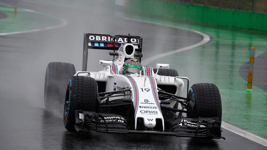 Mesmo voltando, Massa não devolve presente dado por Williams
