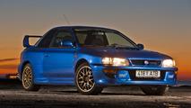 1998 Subaru Impreza 22B STi