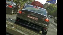 Flagra: novo Audi A4 2016 é clicado mais uma vez com pouca camuflagem