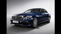 Mercedes lança Classe C especial de 245 cv para comemorar os 130 anos da marca