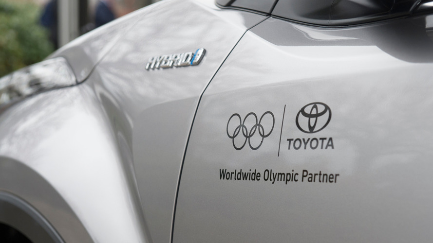 Toyota se met aux sports olympiques