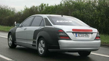 New Mercedes S-Class Spy Photos