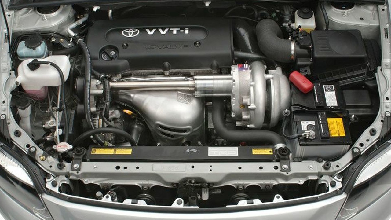 Scion tC Sports Coupe TRD Supercharger