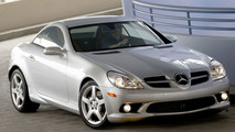 New Generation Mercedes-Benz SLK Roadster Arrives in US