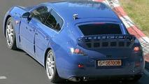 2009 Porsche Panamera Spy Photo