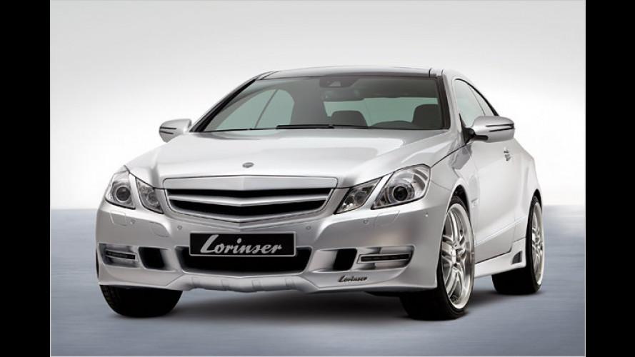 Lorinser: Neuer Sport-Look fürs Mercedes E-Coupé