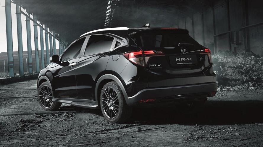 Honda HR-V se veste de preto em série especial