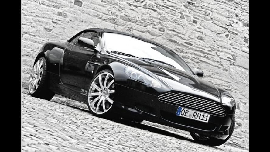 Für Aston Martin und Co.: Felgen von ICW