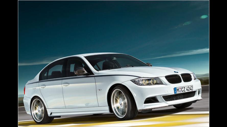 BMW Performance-Linie jetzt auch für den 3er
