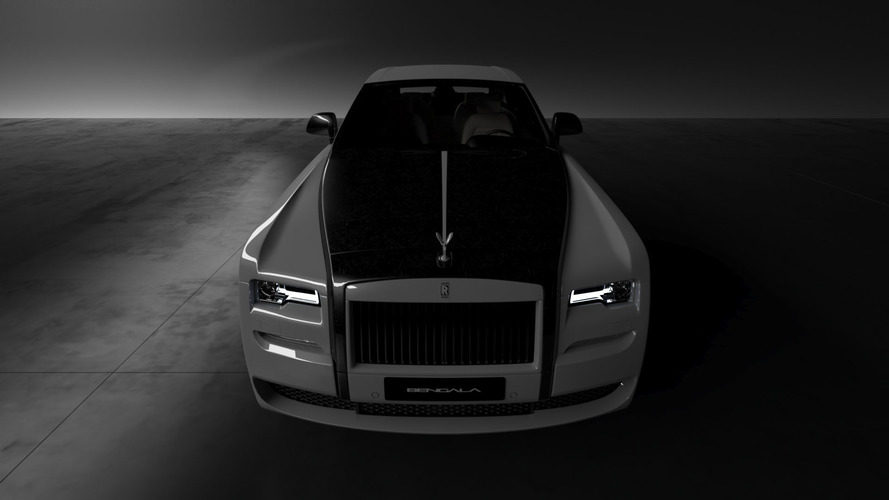 Tuner gives Rolls-Royce models forged carbon fibre, an industry first