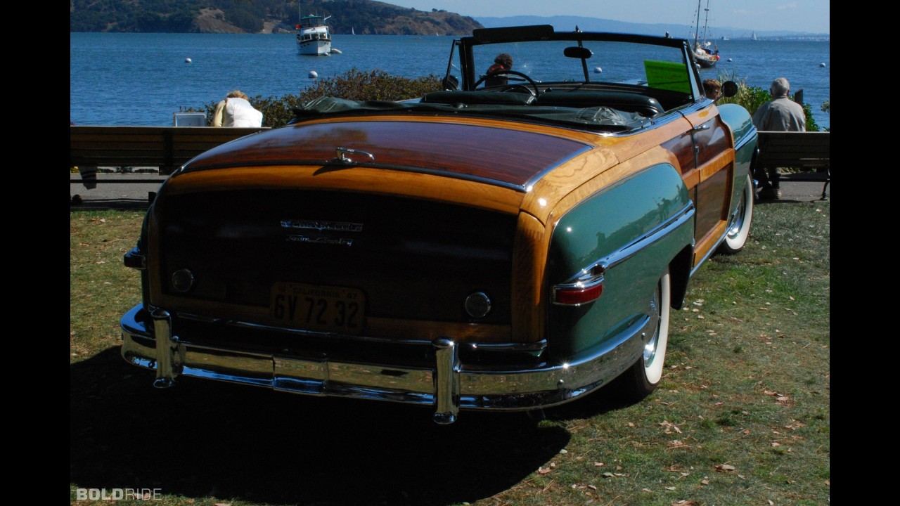 Chrysler Town & Country Convertible