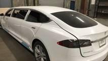 Tesla Model S Limousine