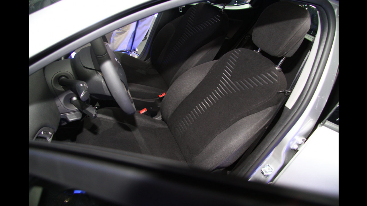 Lancia New Ypsilon, gli interni