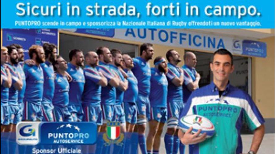 Rugby, in Italia è sostenuto anche dalle officine auto