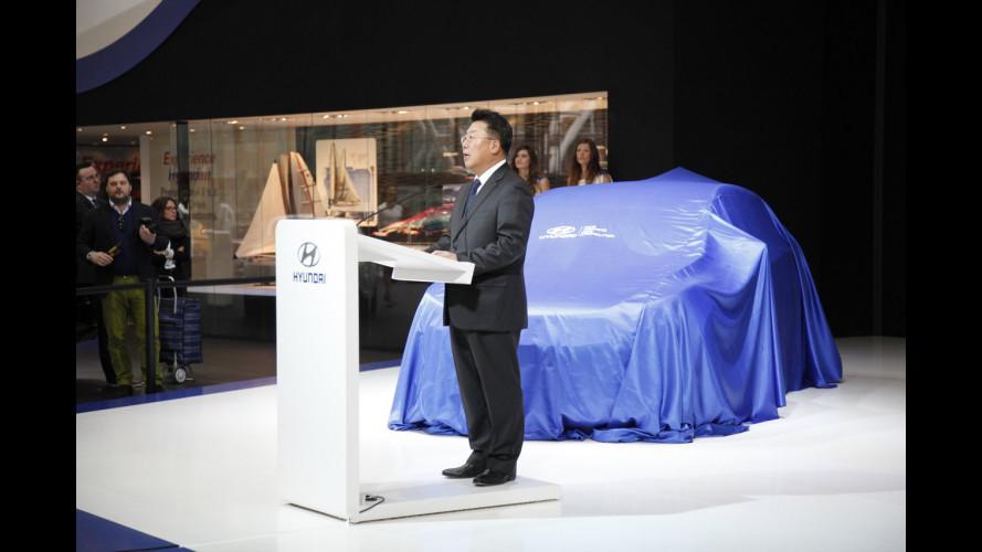 La nuova Hyundai i30 incontra gli italiani a Bologna