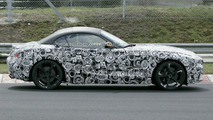 BMW Z4 Spy Photos