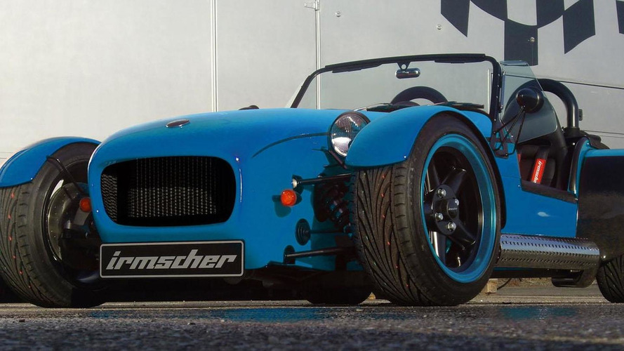 Irmscher Roadster Turbo Sport 45 revealed