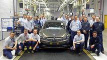 First production Opel Cascada 01.3.2013