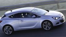 2013 Opel Astra GTC with 1.6 SIDI Turbo engine 05.06.2013