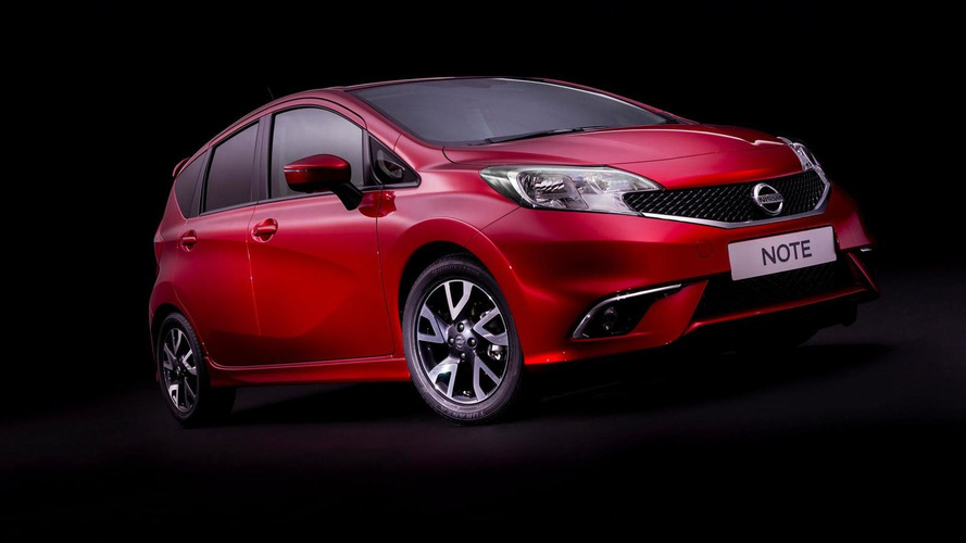 2013 Euro-spec Nissan Note launched in Geneva [video]