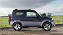 2013 Suzuki Jimny facelift revealed