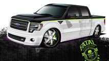 Ford F-150 Fatal Clothing 31.10.2013