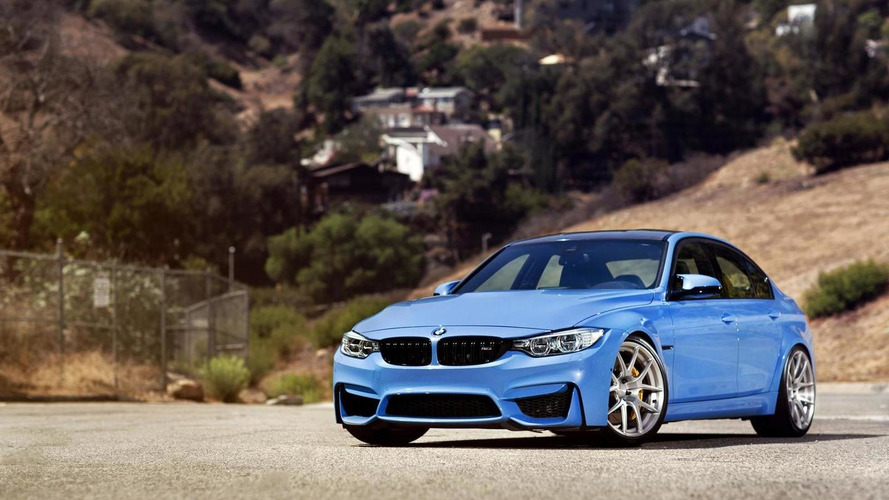 First US-spec BMW M3 gets tuned to 580 bhp