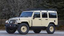 2015 Moab Easter Jeep Safari concepts