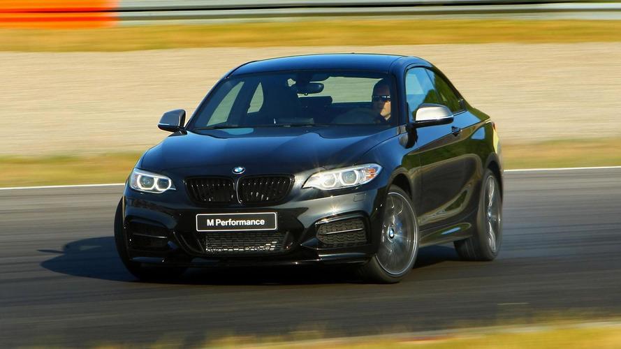 BMW adding M140i & M240i to range this summer