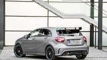 2016 Mercedes-Benz A Sınıfı makyaj