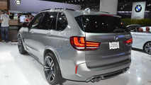 2015 BMW X5 M at Los Angeles Auto Show